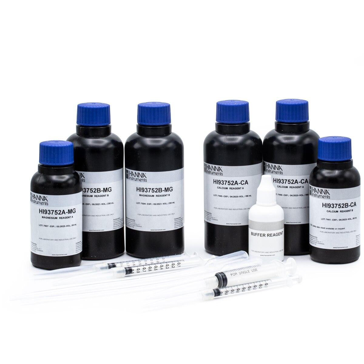 HI93752 calcium and magnesium reagents