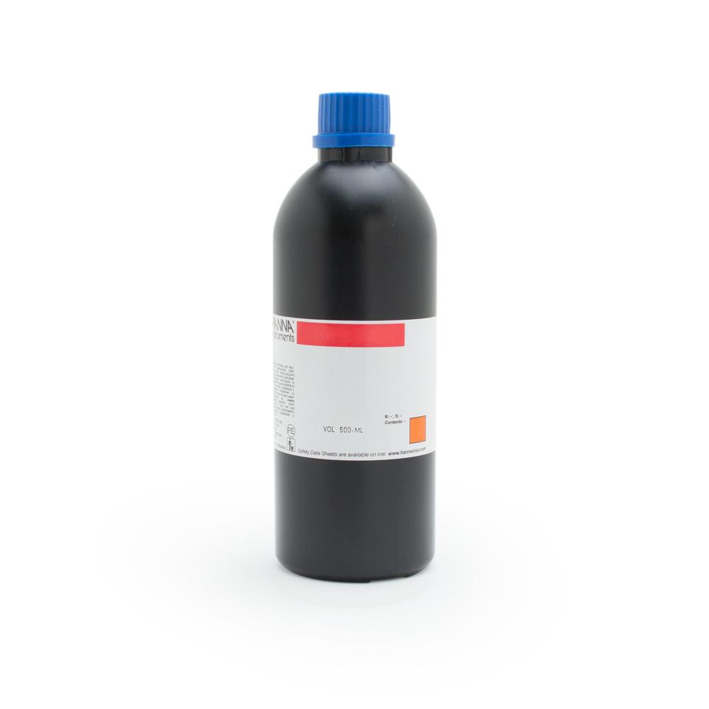 HI84100-51 Alkaline Reagent for Total Sulfur Dioxide Titration in Wine (500 mL)