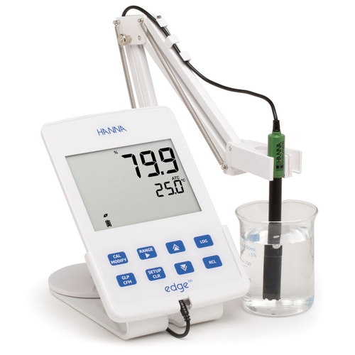 edge Dedicated Dissolved Oxygen Meter (in cradle)