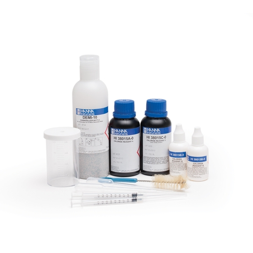Chloride Test Kit - HI38015
