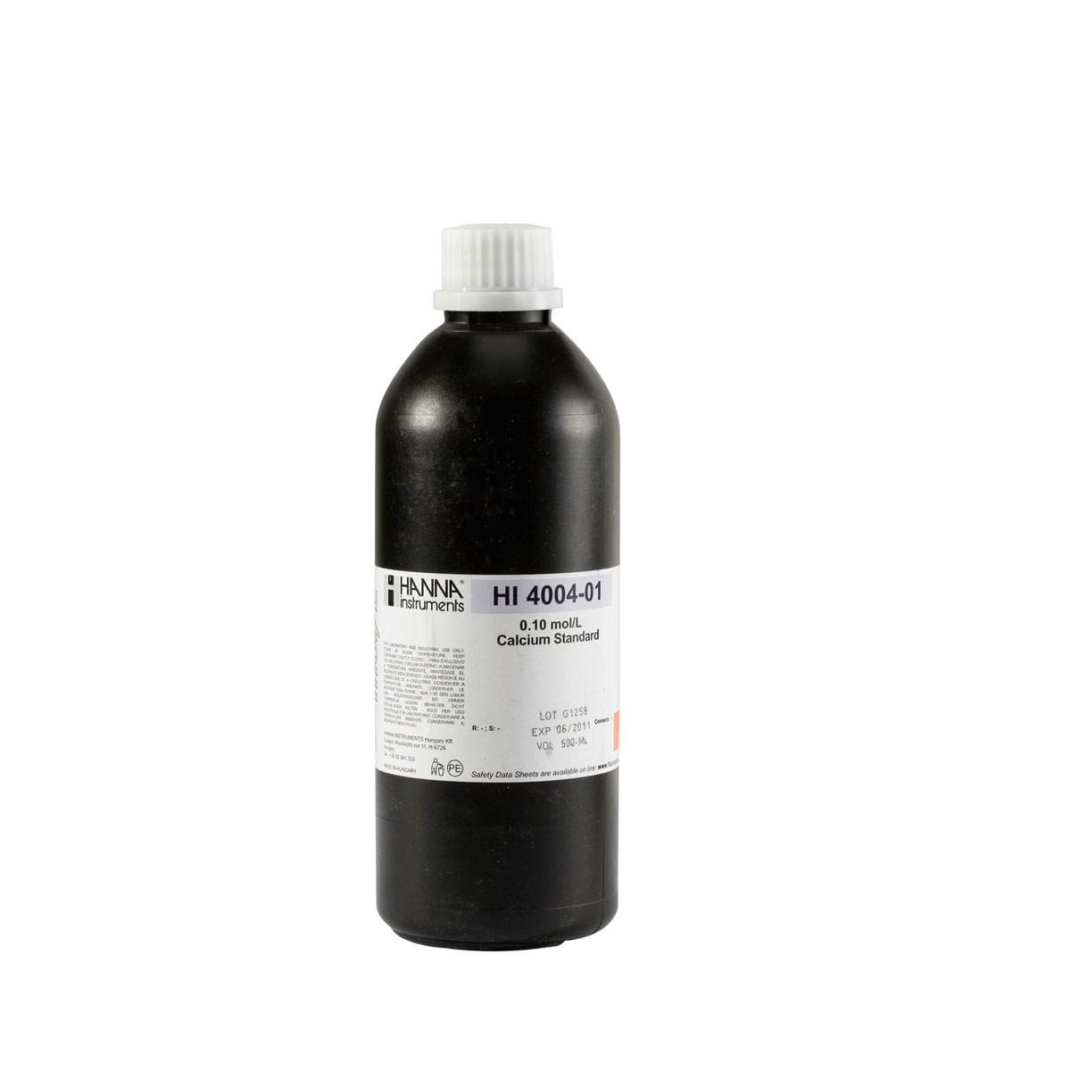 HI4004-01 Calcium Standard 0.1M (500 mL)