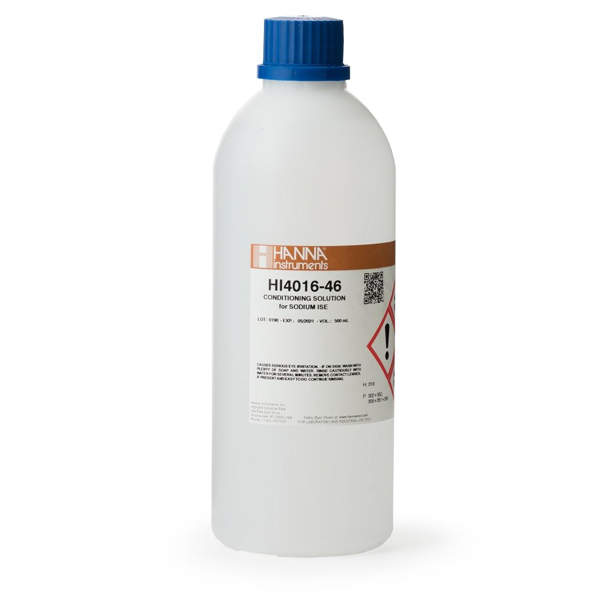 Sodium ISE Conditioning Solution - HI4016-46
