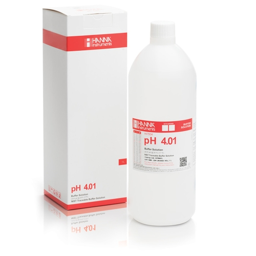 HI7004/1L pH 4.01 Calibration Solution (1 L)