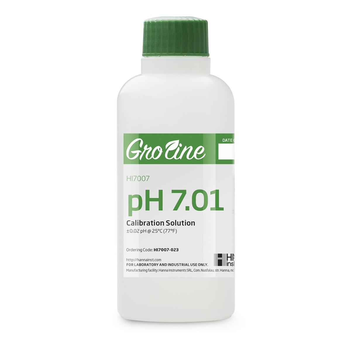 GroLine pH 7.01 Calibration Buffer