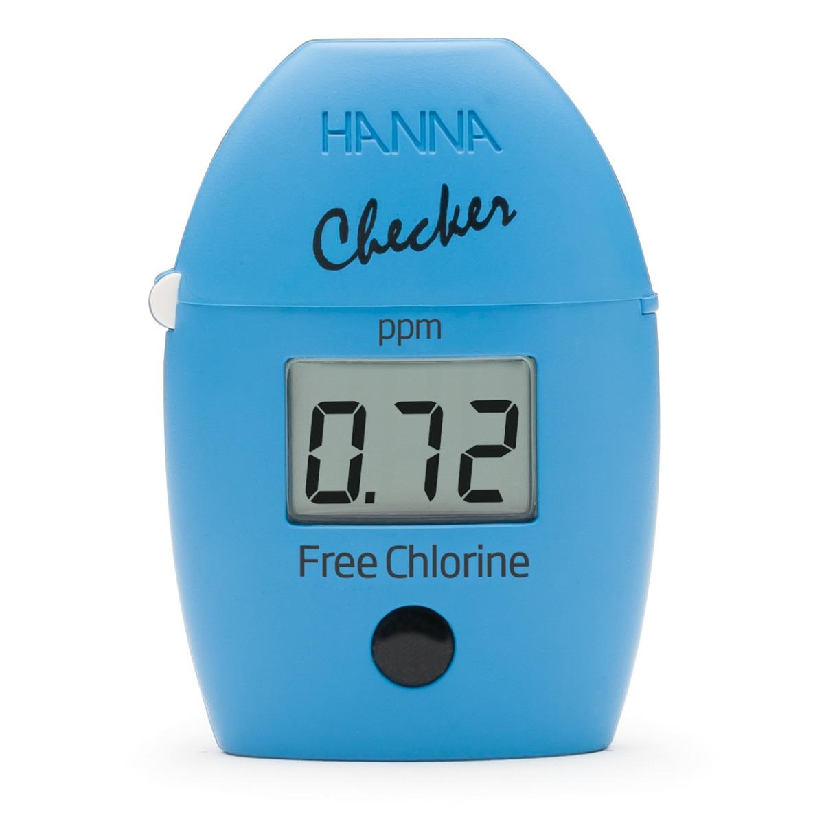 HI701 Free Chlorine Checker® HC Colorimeter