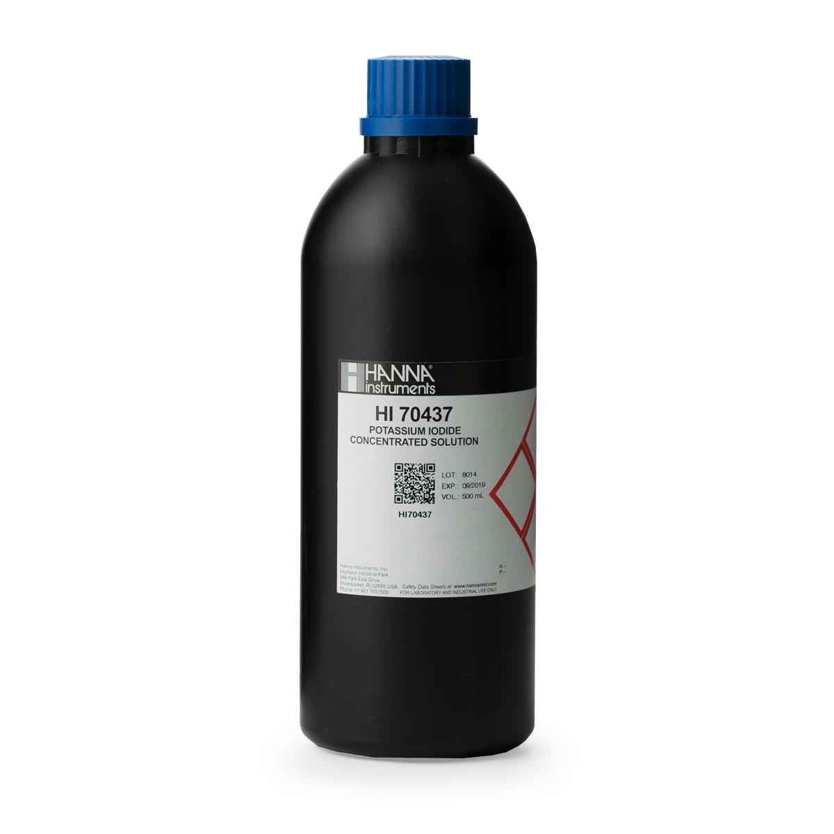 Concentrated Potassium Iodide Reagent 30%, 500 mL - HI70437