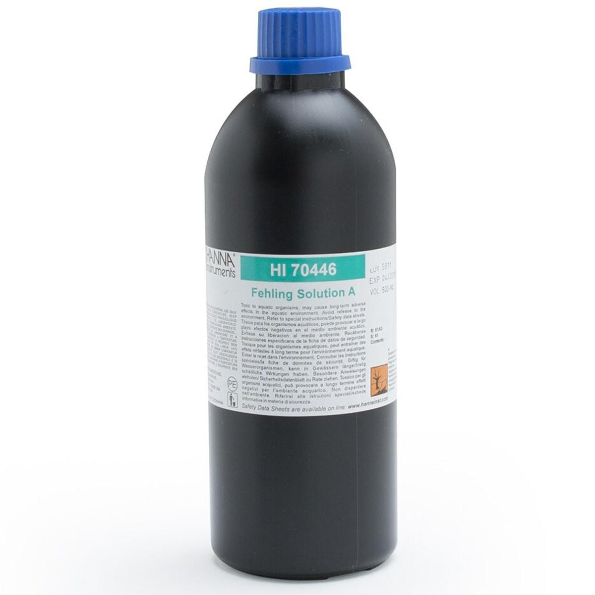 Fehling Solution A, 500 mL - HI70446