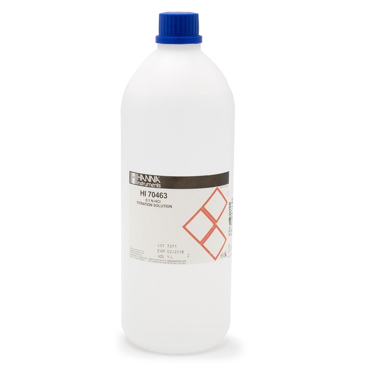 Hydrochloric Acid 0.1N, 1L - HI70463