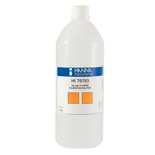 HI70703L Fluoride Standard Solution 100 mg/L (500 mL)