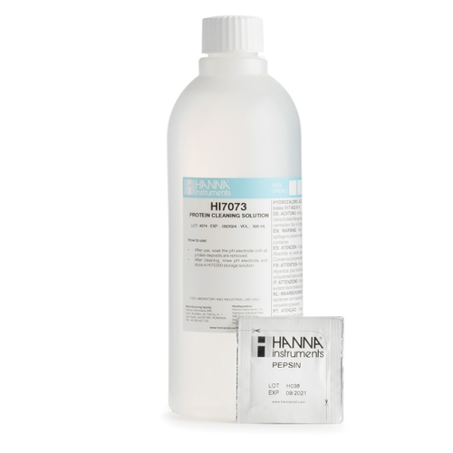 HI7073L Cleaning Solution for Proteins (500 mL)