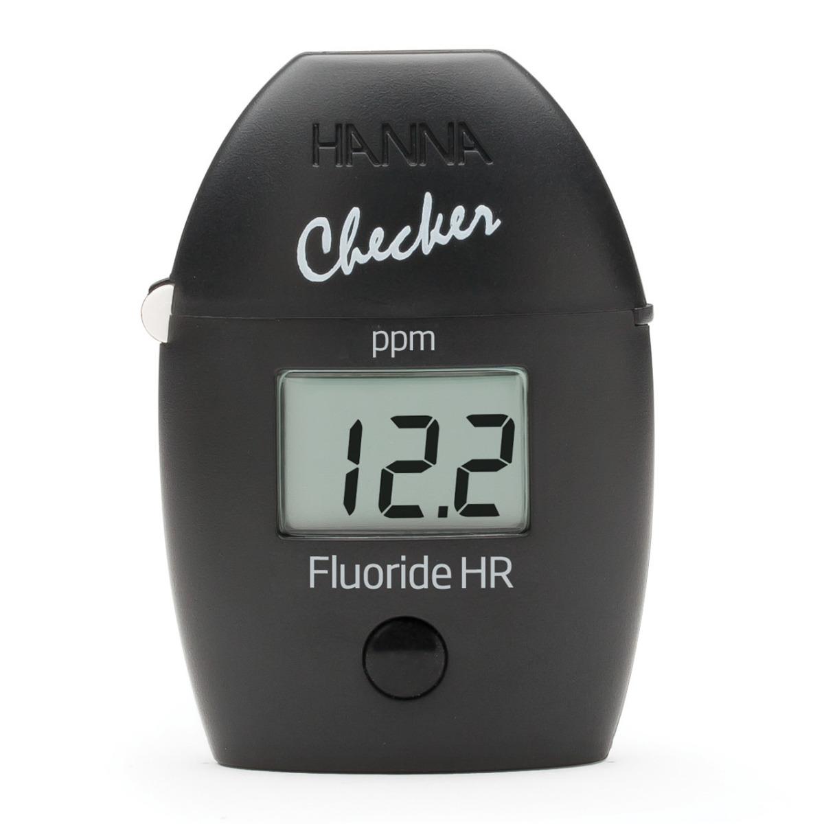 Fluoride High Range Checker® HC - HI739