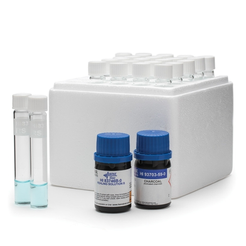 HI83746-20 Reducing Sugar Analysis Reagents Kit (20 tests)