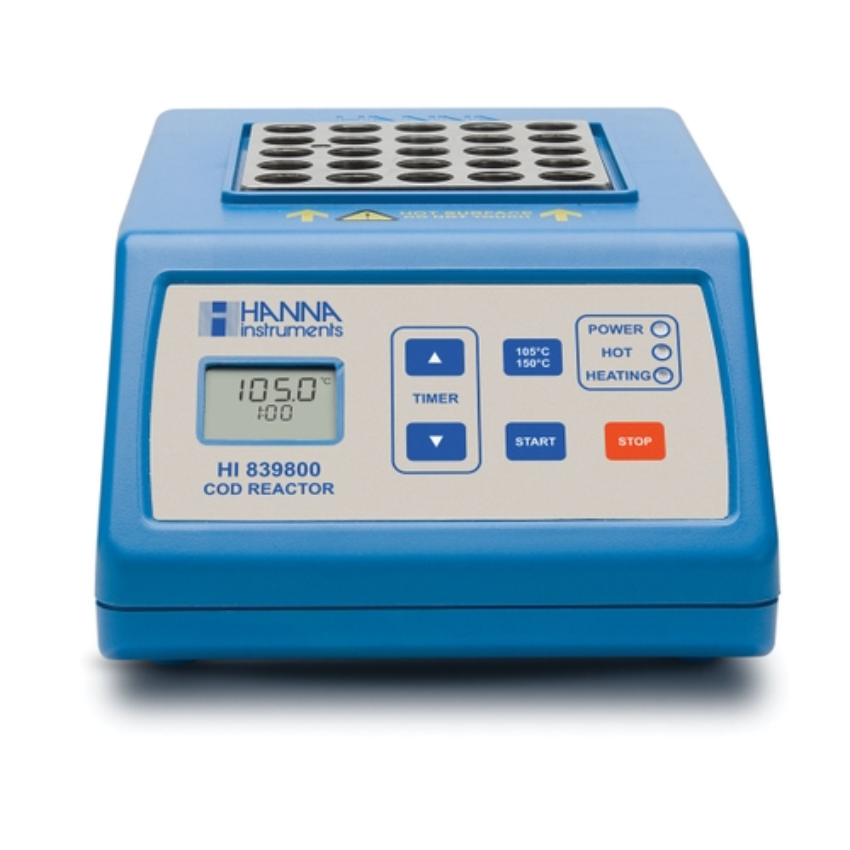 HI839800 COD Test Tube Heater