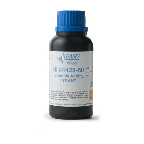 Titrant for Titratable Acidity - HI84429-50