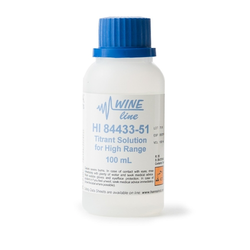 pH Adjustment Reagent for Formol Number Mini Titrator - HI84433-51