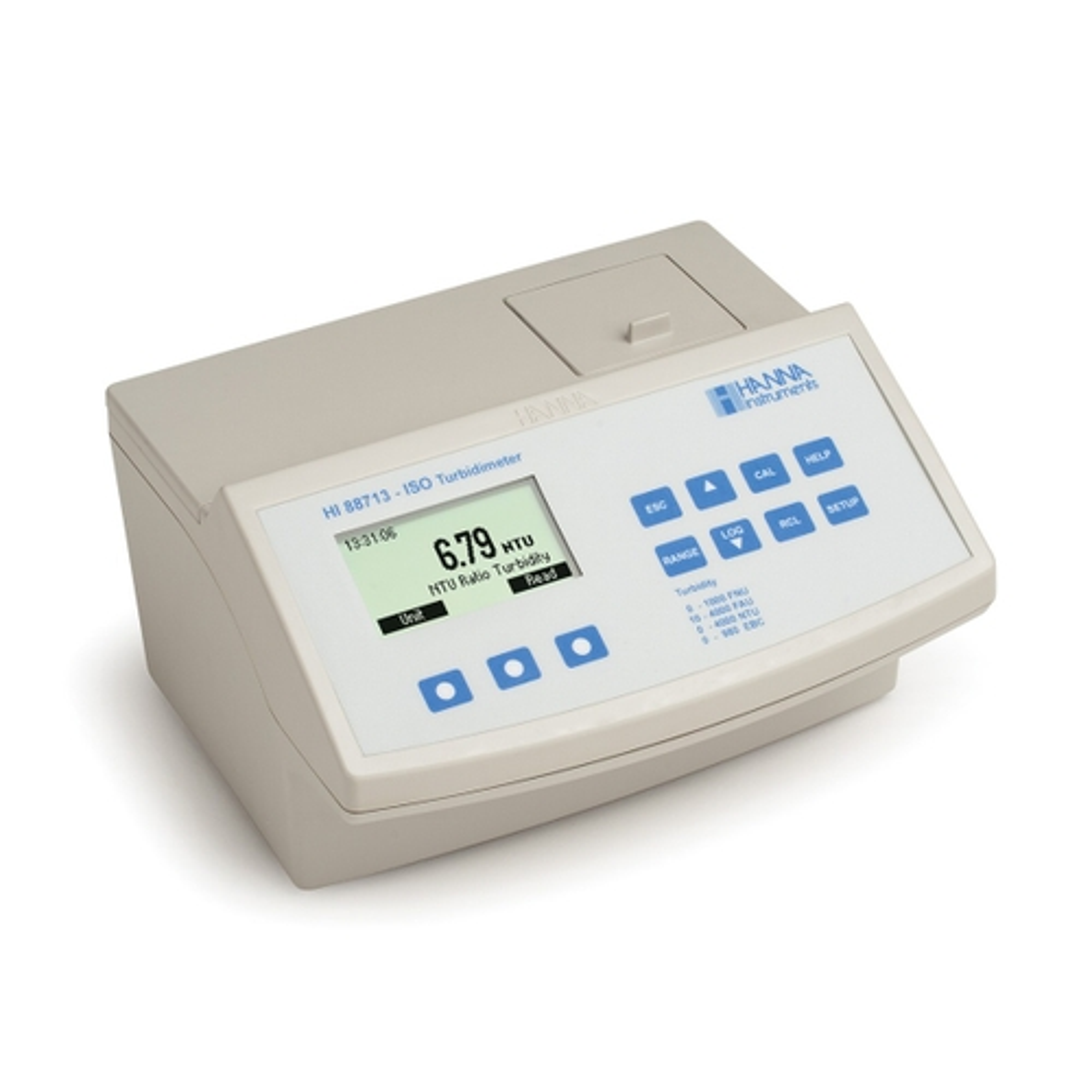 HI88713 ISO Turbidity Benchtop Meter