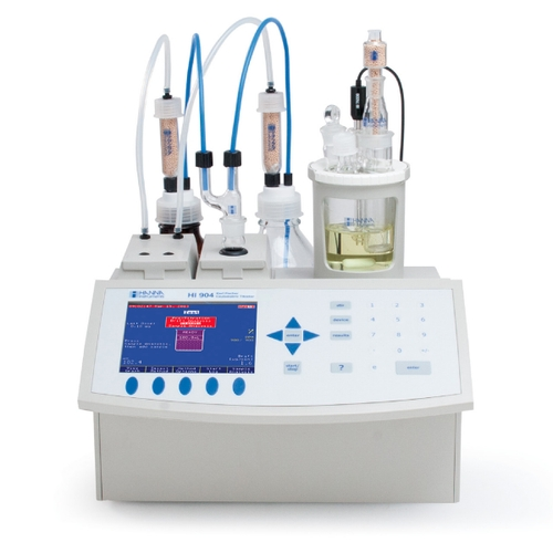 HI904 KF Coulometric Titration System