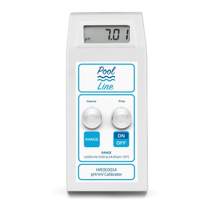 Pool Line pH and mV precision simulator - HI9310014