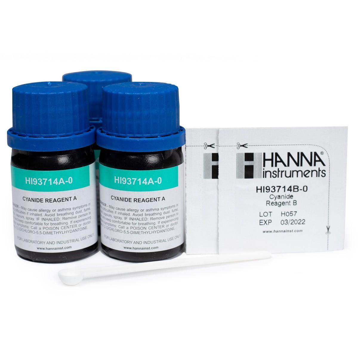 HI93714-03 Cyanide Reagents (300 tests)