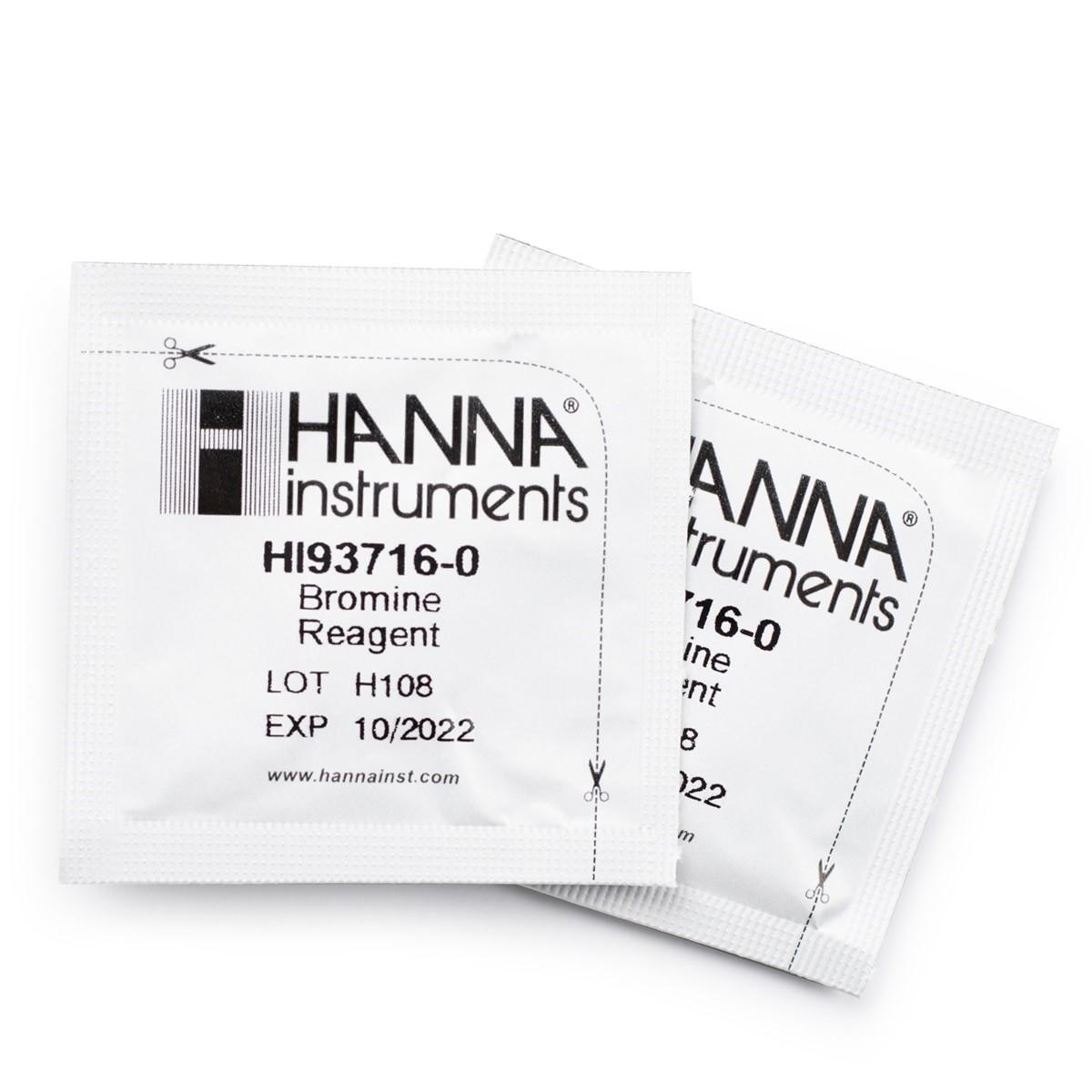 HI93716-01 Bromine Reagents (100 tests)
