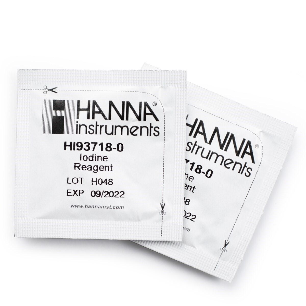 HI93718-01 Iodine Reagents (100 tests)