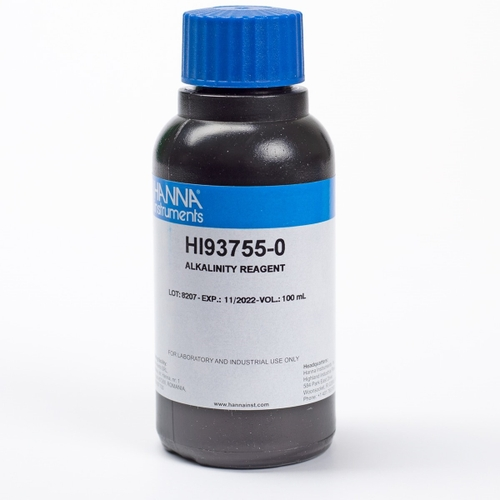 HI93755-01 Alkalinity Reagents (100 tests)