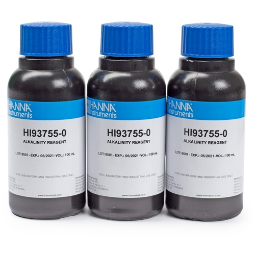 HI93755-03 Alkalinity Reagents (300 tests)