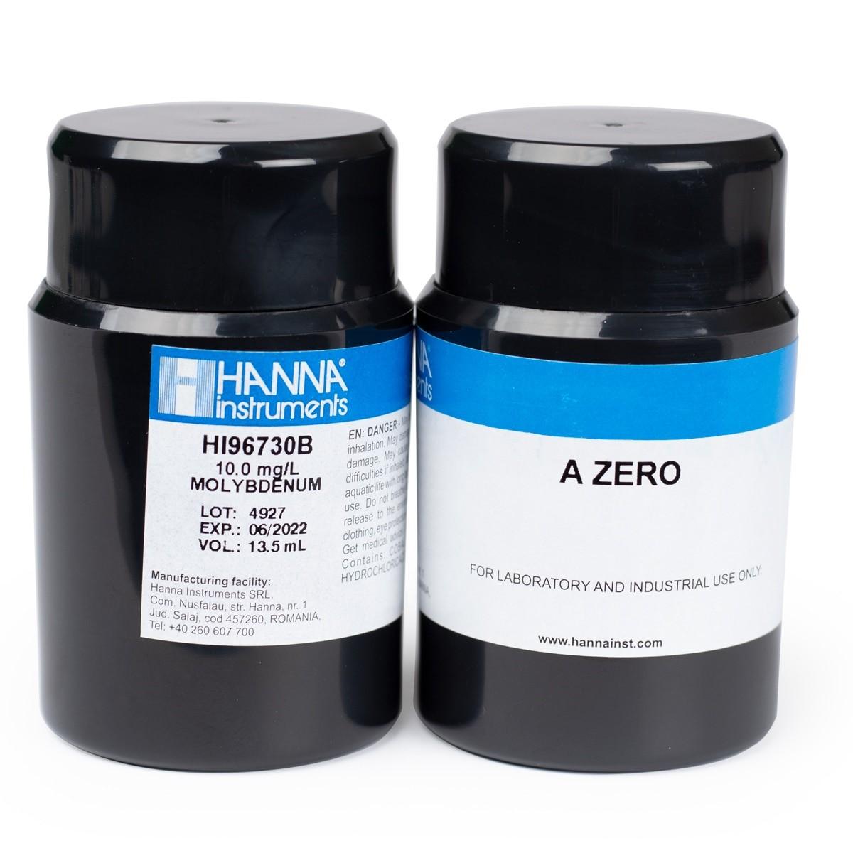 HI96730-11 Molybdenum CAL Check™ Standards
