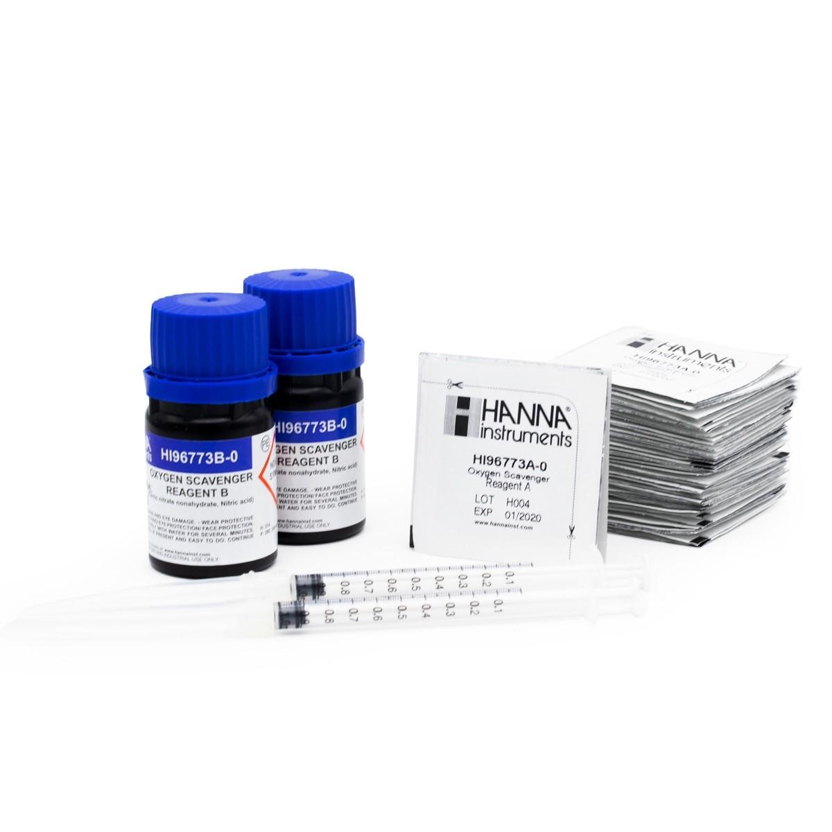 Oxygen Scavengers Reagents (50 tests) – HI96773-01