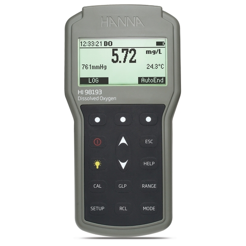 HI98193 Waterproof Portable Dissolved Oxygen and BOD Meter
