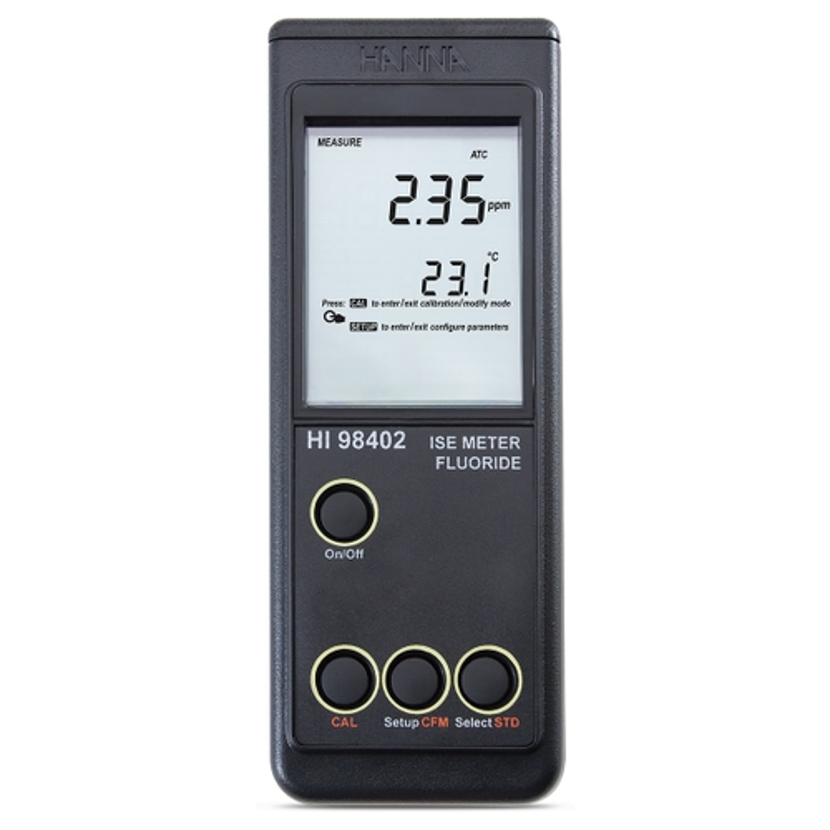 Fluoride Portable Meter - HI98402