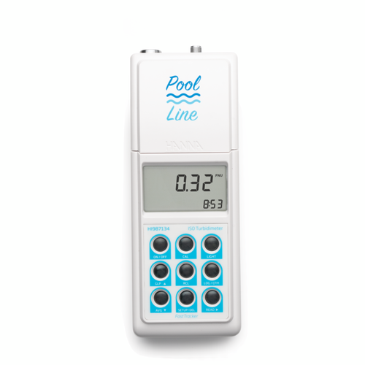 Pool Line ISO Portable Turbidity Meter – HI987134