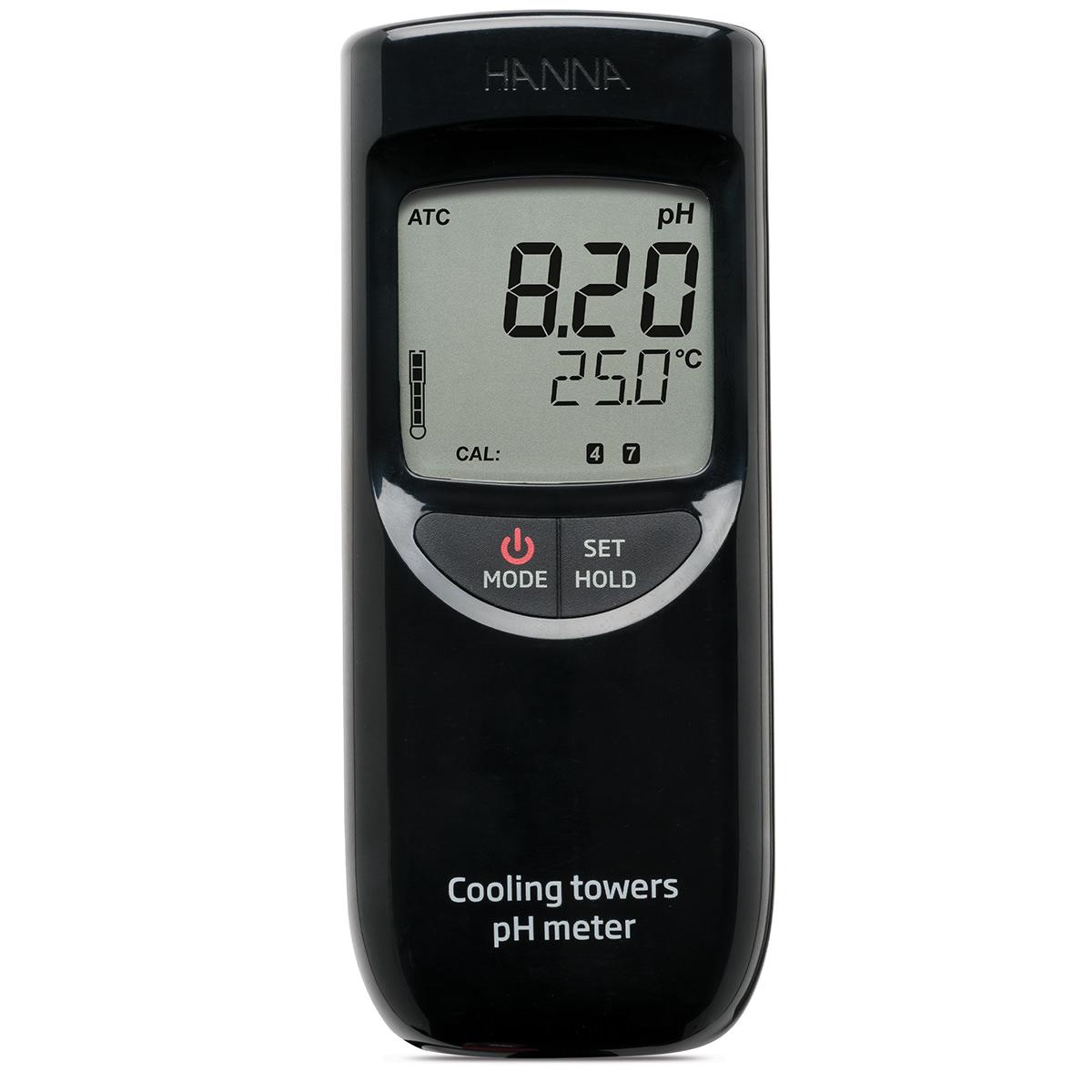 HI99141 Boiler and Cooling Tower pH Portable Meter