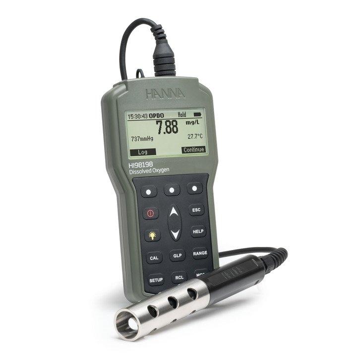 Hanna Instruments - Advanced Dissolved Oxygen Meter