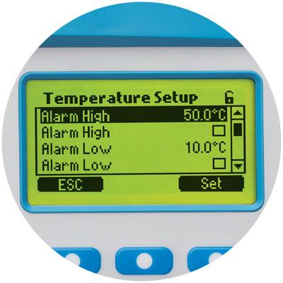 Programmable alarm system