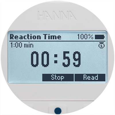 Reaction time countdown
