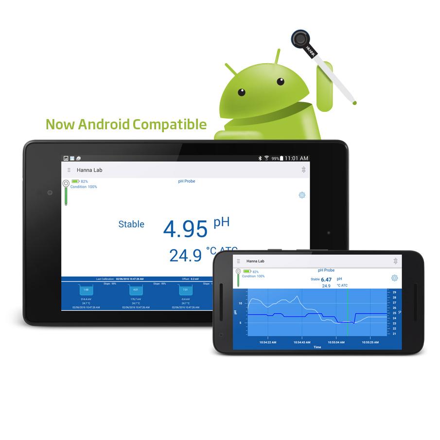 HALOTM - pH Probe with Bluetooth Smart Technology