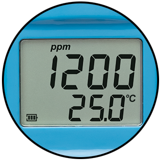 HI98301 DiST 1 Large LCD